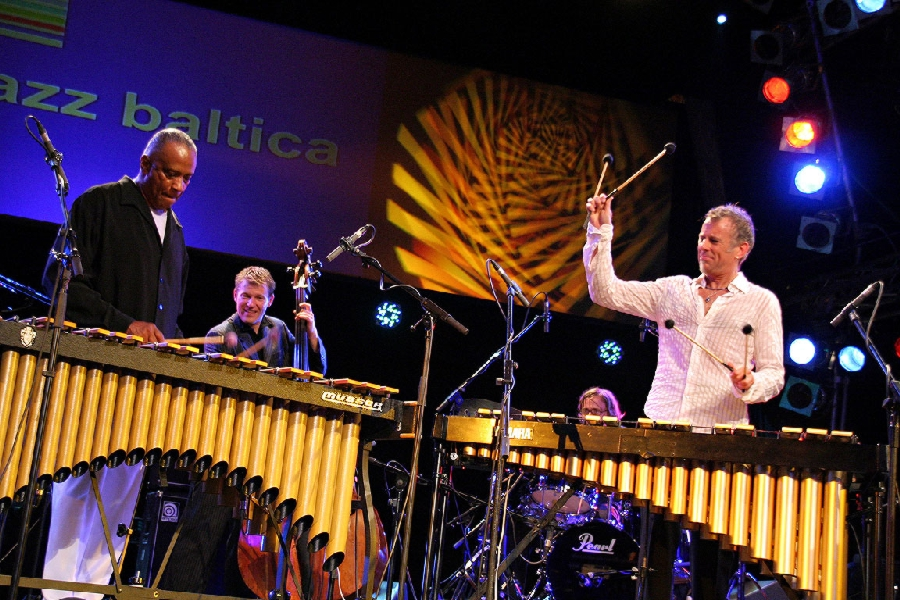 Bobby Hutcherson and Joe Locke